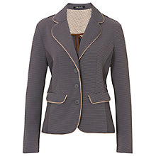 Buy Betty Barclay Panelled Jacket, Grey/Camel Online at johnlewis.com