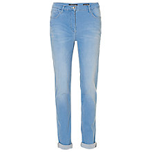 Buy Betty Barclay Perfect Body 5 Pocket Jeans, Light Blue Denim Online at johnlewis.com