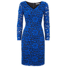 Buy Fenn Wright Manson Aura Lace Dress, Blue Online at johnlewis.com
