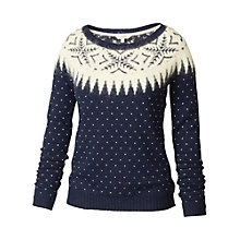 Buy Fat Face Fair Isle Jumper Online at johnlewis.com