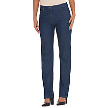 Buy Betty Barclay Perfect Body 5 Pocket Jeans, Blue Denim Online at johnlewis.com