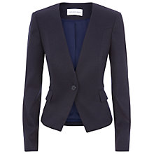 Buy Fenn Wright Manson Nieve Jacket, Navy Online at johnlewis.com