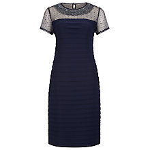 Buy Precis Petite Embellished Pleated Dress Online at johnlewis.com