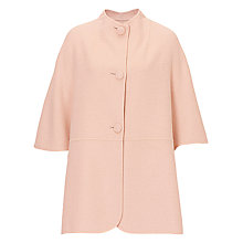 Buy Betty Barclay Cape, Novelle Peach Online at johnlewis.com