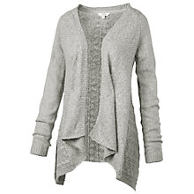 Buy Fat Face Penny Pointelle Waterfall Cardigan Online at johnlewis.com