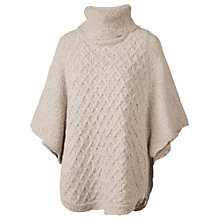 Buy Fat Face Brighton Poncho Online at johnlewis.com