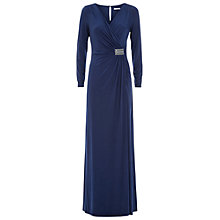 Buy Fenn Wright Manson Jasmine Maxi Dress, Navy Online at johnlewis.com