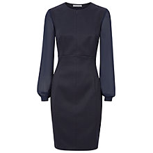 Buy Fenn Wright Manson Clea Jacquard Dress, Navy Online at johnlewis.com