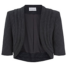 Buy Fenn Wright Manson Cora Cropped Jacket, Navy Online at johnlewis.com