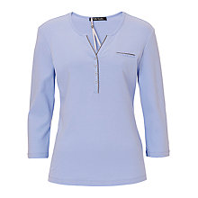 Buy Betty Barclay V-Neck Four Button Top Online at johnlewis.com