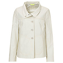 Buy Betty Barclay Coated Jacket, Pearl Cream Online at johnlewis.com