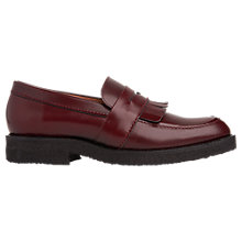 Buy Whistles Kalo Leather Loafers Online at johnlewis.com