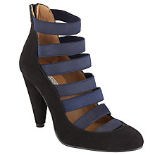 Buy Somerset by Alice Temperly Bourne Multi Strap Court Shoes Online at johnlewis.com