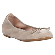 Buy Unisa Auto Contrast Toe Pumps Online at johnlewis.com