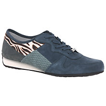 Buy Gabor Haddaway Wide Lace Up Trainers Online at johnlewis.com