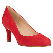 Buy Unisa Latri Round Toe Court Shoes Online at johnlewis.com