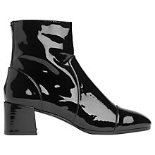 Buy Whistles Bixa Mod Style Ankle Boots Online at johnlewis.com