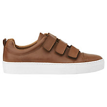 Buy Whistles Aith Flat Rip Tape Trainers Online at johnlewis.com