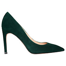 Buy Whistles Cornel High Heeled Stiletto Court Shoes Online at johnlewis.com