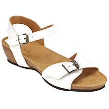 Buy John Lewis Lila Wedge Heeled Sandals Online at johnlewis.com