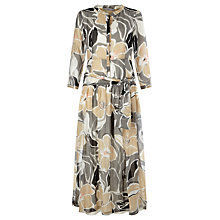 Buy Marella Rivera Maxi Dress, Pig Iron Online at johnlewis.com