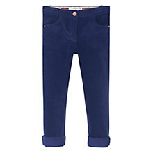 Buy Mango Kids Girls' Corduroy Slim Fit Trousers Online at johnlewis.com