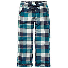 Buy Fat Face Buffalo Check Pants, Dragonfly Online at johnlewis.com