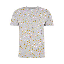 Buy HYMN Ice Cream T-Shirt, Grey Online at johnlewis.com