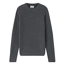 Buy Jigsaw Cashmere Fisherman Rib Jumper Online at johnlewis.com