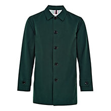 Buy HYMN Piper Waterproof Mackintosh, Green Online at johnlewis.com