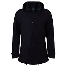 Buy Scotch & Soda Parka Tailed Trench Coat, Night Online at johnlewis.com