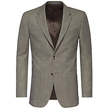 Buy Tommy Hilfiger Patterned Blazer, Beige Online at johnlewis.com