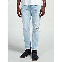 Buy G-Star Raw Slim Fit Jeans, Light Aged Online at johnlewis.com