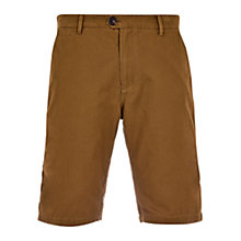 Buy HYMN Hedley Shorts, Tobacco Online at johnlewis.com
