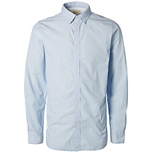 Buy Selected Homme One Hjalte Long Sleeve Shirt Online at johnlewis.com