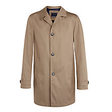 Buy Tommy Hilfiger Falko Coat, Cream Online at johnlewis.com