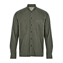 Buy HYMN Thornhill Lightweight Bomber Jacket, Grey Online at johnlewis.com