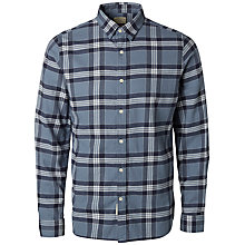 Buy Selected Homme Ryder Shirt, China Blue Online at johnlewis.com