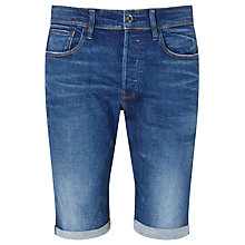 Buy G-Star Raw Tapered Shorts, Blue Online at johnlewis.com