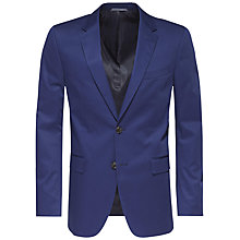 Buy Tommy Hilfiger Patterned Blazer, Navy Online at johnlewis.com