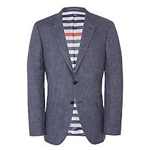 Buy Tommy Hilfiger Blazer Jacket, Navy Online at johnlewis.com