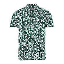Buy HYMN Denning Jigsaw Short Sleeve Shirt Online at johnlewis.com