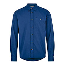 Buy HYMN Bevan Oxford Long Sleeve Shirt Online at johnlewis.com