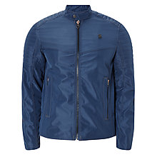 Buy G-Star Raw Attacc GP Jacket, Sapphire Blue Online at johnlewis.com