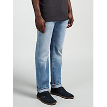 Buy G-Star Raw Straight Jeans, Light Aged Online at johnlewis.com