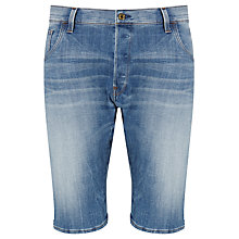 Buy G-Star Raw Arc 3D Tapered Shorts, Blue Online at johnlewis.com