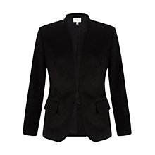 Buy East Fitted Blazer, Black Online at johnlewis.com