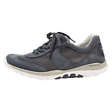 Buy Gabor Extra Wide Fitting Trainers Online at johnlewis.com