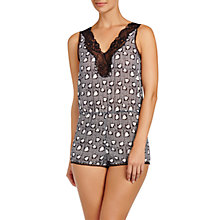 Buy Stella McCartney Analise Flirting All In One, Hearts And Lips Print Online at johnlewis.com