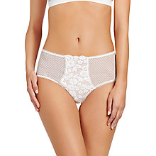 Buy Stella McCartney Elsa Endearing French Knickers, Primrose Online at johnlewis.com